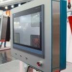 Siemens monterad i multipanel