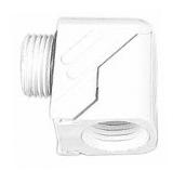 Förskruvning plast med snäppfäste (M), (Pg), (NPT) – Serie 383.00 / 383.01