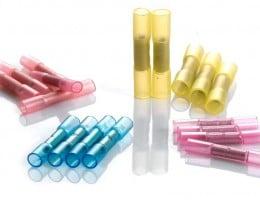 ACSC, klämskarvhylsor med krympslang