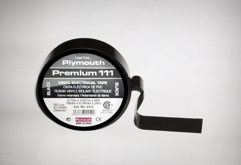 Plymouth Premium 111 , eltejpen för proffs