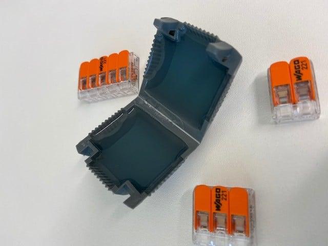 MiniBox, gelfylld