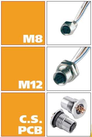 Chassimonterade M8 och M12
