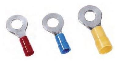 Ringkabelskor i många varianter